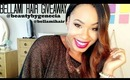 Bellami Hair Extensions GIVEAWAY + Long Lasting Curls Hair Tutorial | LuxAddiction.com Review
