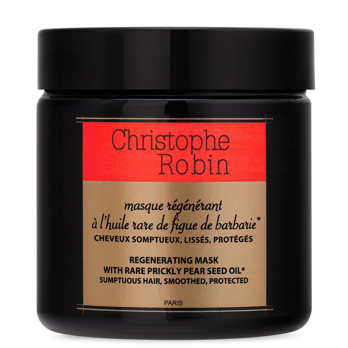 Christophe Robin Regenerating Mask with Rare Prickly Pear Oil alternative view 1 - product swatch.
