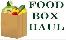 Food Box Haul Dec 5th