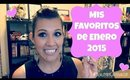Mis Favoritos de Enero 2015 | Beauty by Cat ♥
