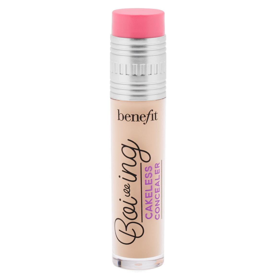 Benefit Cosmetics Boi-ing Cakeless Full Coverage Waterproof Liquid Concealer 2 Fair Warm alternative view 1.
