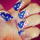 All American Nail Art