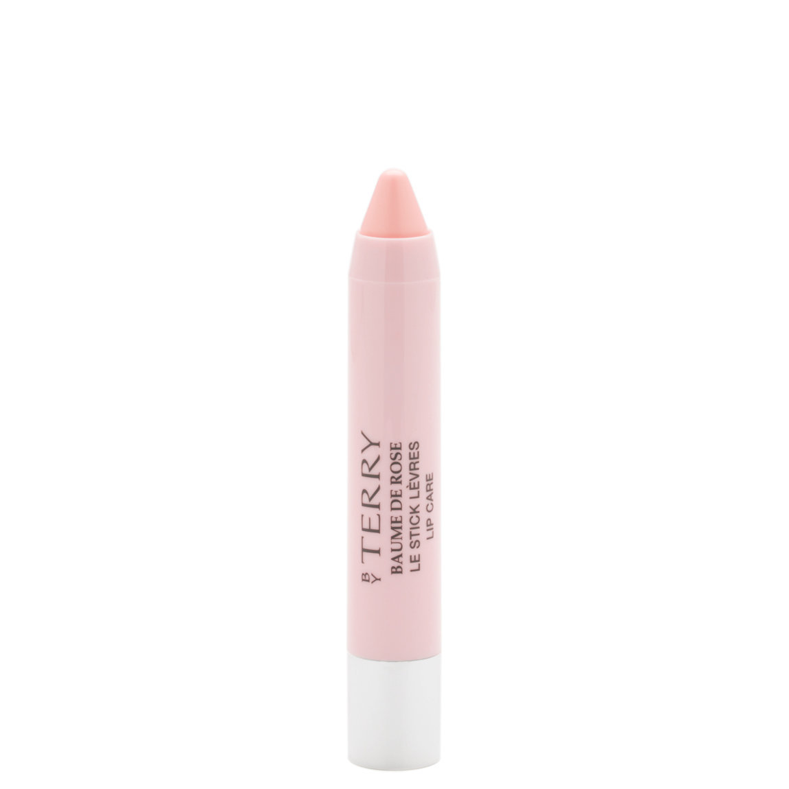 BY TERRY Baume de Rose Lip Care product smear.