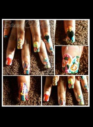 flirty nails