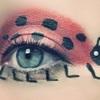 Ladybug Eyes
