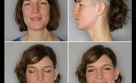 Quick Curly Party Hair Tutorial | Primp Powder Pout