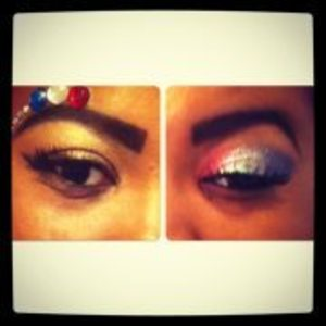 my 4th of July look