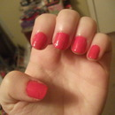 Raspberry Scented Nails :)