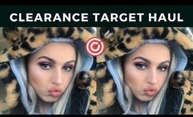 target CLEARANCE clothing haul