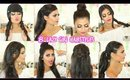 8 EASY LAZY GIRL HAIRSTYLES IN UNDER 10 MINUTES!