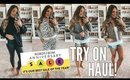 HUGE NORDSTROM ANNIVERSARY SALE TRY ON HAUL 2019 | Casey Holmes