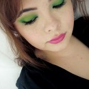 St. Patrick Day Make-Up