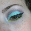 Cool toned look