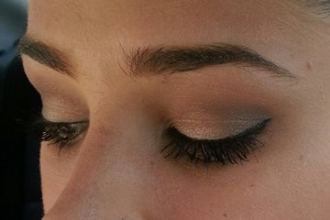 eye look using the naked palette 2