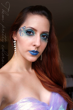Carnaval Mermaid