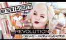 NEW Revolution Makeup Conceal & Define Foundation | Wear Test + First Impression