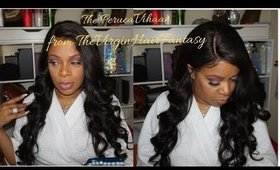 The Peruca Vihaan from TheVirginHairFantasy