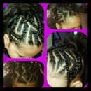 Rows for my daughter