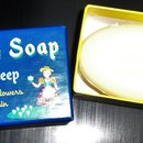 Egg white soap ....Eiwit Zeep