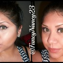 Before & After: Makeup by Nancy Bautista Highlighting & Contouring