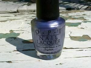 OPI Sahara Sapphire