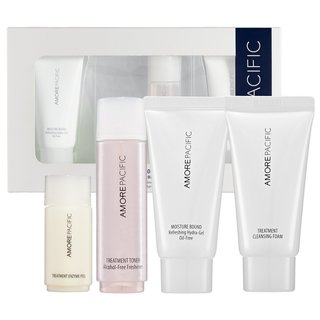 AmorePacific Moisture Bound Introductory Collection Refreshing Essentials for Combination and Oily Skin