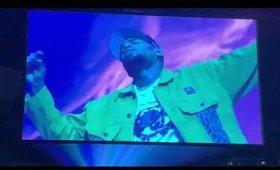 Vlog #9 I saw Chris Brown in Oakland   INDIGOAT TOUR 2019  