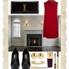 Fashion (made with polyvore app)