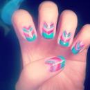 Kiss art nails