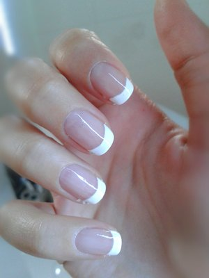 #frenchnails #frenchmanicure