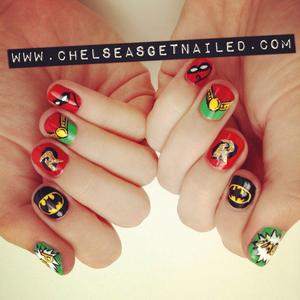 Chelsea K Chelseasgetnailed Nail Art Gallery Beautylish