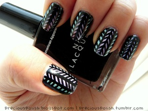 more tribal patterns