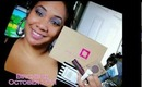 Birchbox Reveal - what's in my October 2011 Birchbox and first impressions