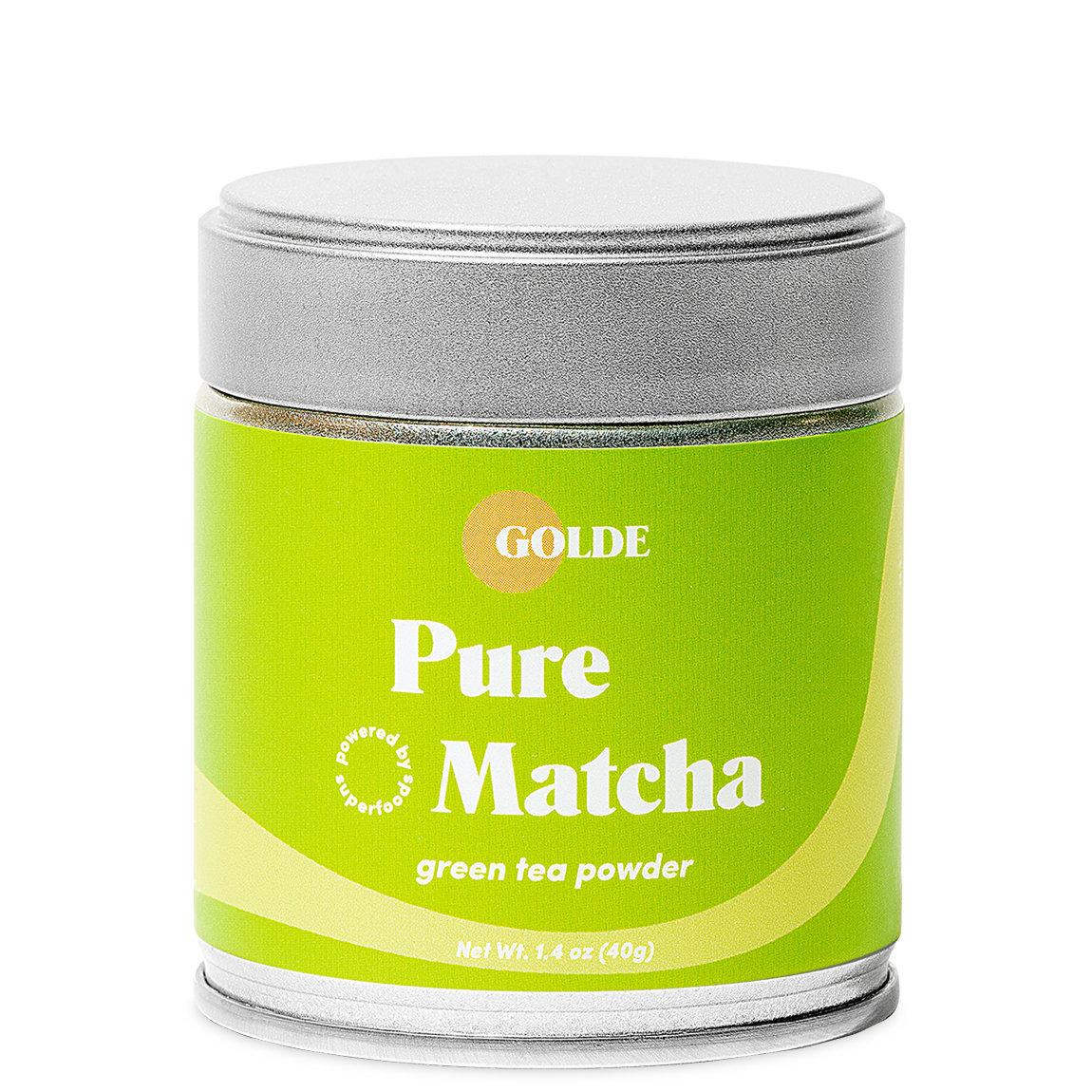 Golde Pure Matcha alternative view 1 - product swatch.
