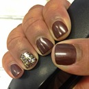 Accented Brown