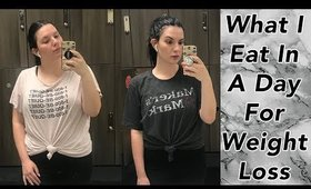 What I Eat In A Day To Lose Weight Vlog | Olivia Frescura