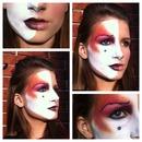 Dior/Galliano/Pat McGrath Inspired Makeup Mask