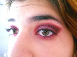 Piiink make up
