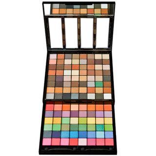 NYX Cosmetics Box Of Eye Shadows