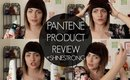 PANTENE PRODUCT REVIEW #SHINESTRONG | Magnolia Rose