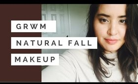 GRWM: Natural Fall Makeup Look