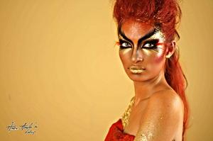 Makeup Artist: Andra Avram Hair styling: Ciumasu Corina Model: Filip Iustina Filip