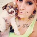 Puppy love! 🐶❤️
