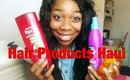 Haul ll Curly Hair Products ♡