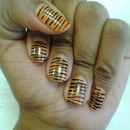 Tony The Tiger Nails (Theyre Great!!!)