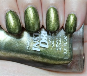 See my in-depth review & more swatches here: http://www.swatchandlearn.com/sally-hansen-insta-dri-no-s-pear-time-swatches-review/