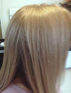 Hair color  By Christy Farabaugh