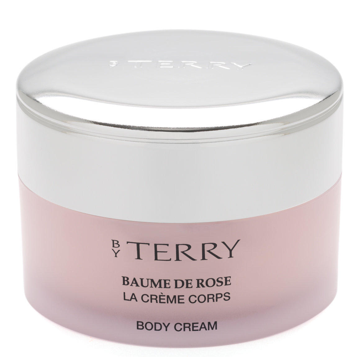 BY TERRY Baume de Rose Body Cream product smear.