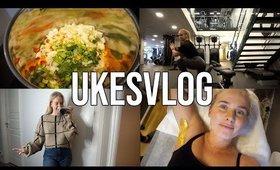UKESVLOG - HAUL, VOKSING, MAT