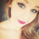 fuchsia lips 😋